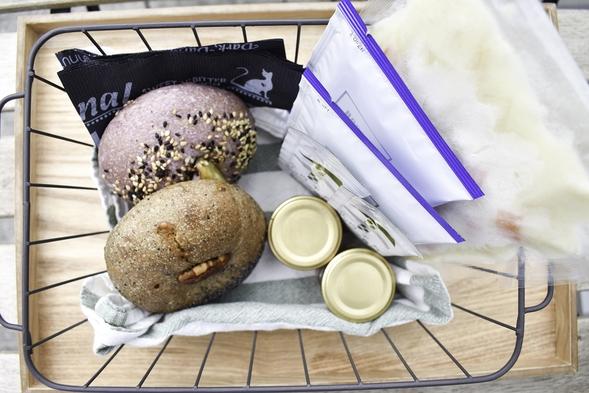 【朝食付プラン】ヒュッゲな空間で最高の朝ごはんを。地域の食材を楽しむモーニングプレート付きプラン