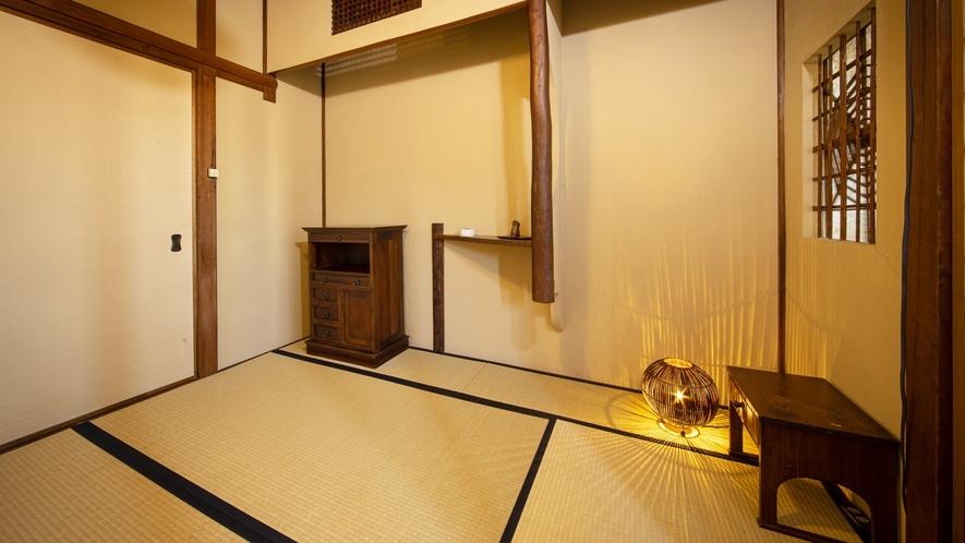 *【客室一例】小部屋(2階)