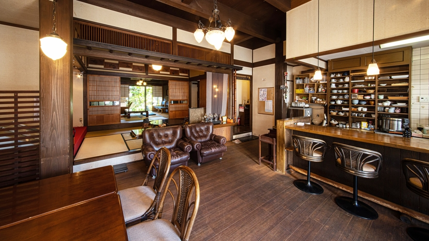 *【レストラン】昼間はcafeをしております