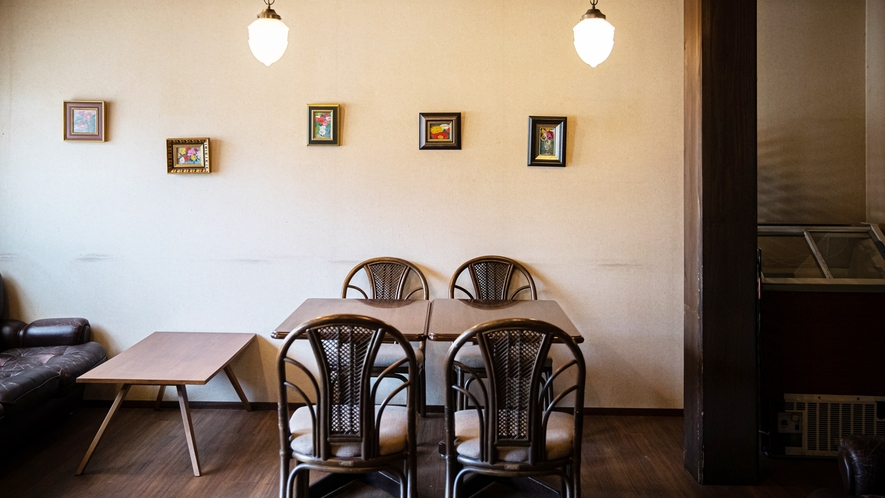 *【レストラン】朝食はこちらにご用意いたします