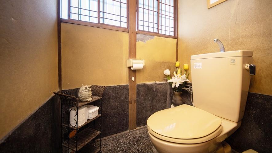 *【館内一例】トイレ(1階)
