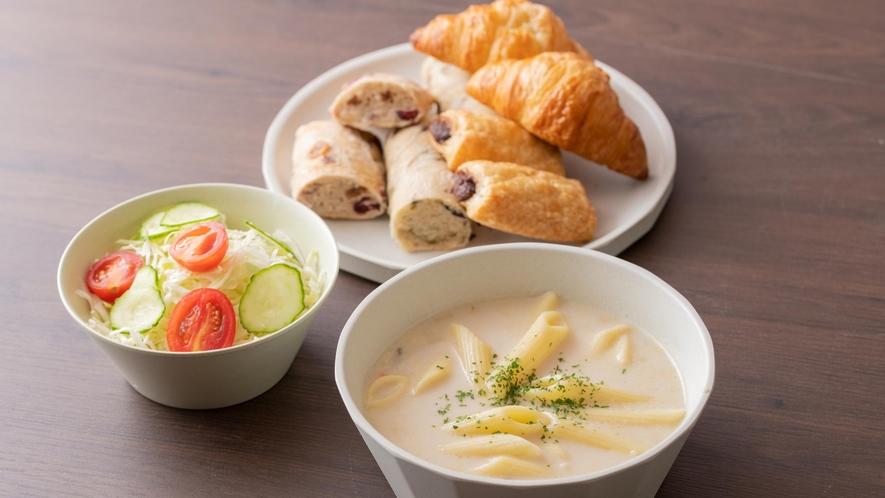 【朝食バイキング】洋食メニュー一例