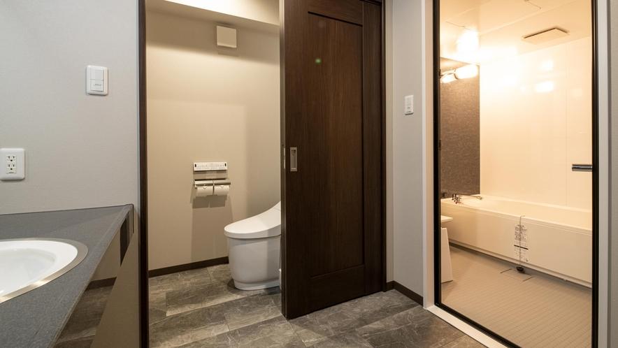 【プレミアムルーム】バスルーム