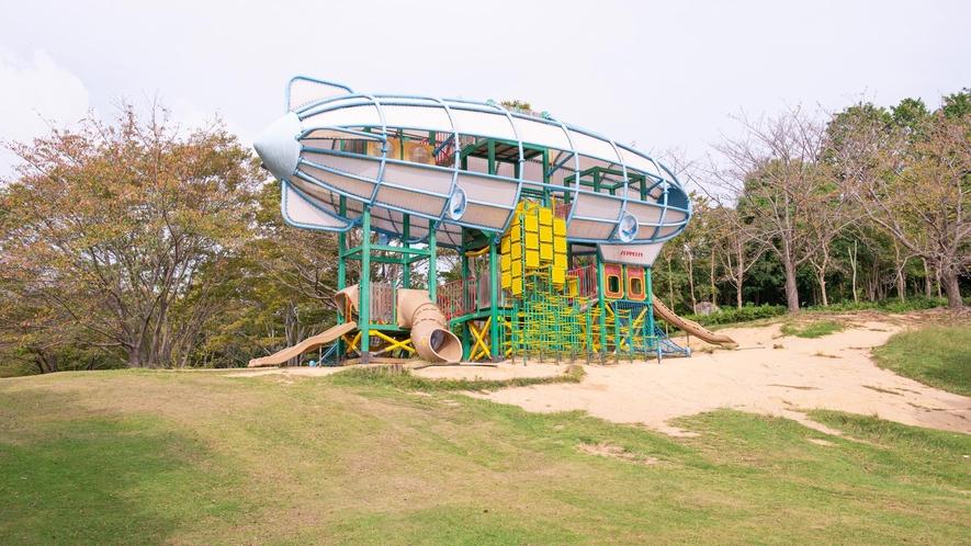 【観光情報】霞ヶ浦総合公園