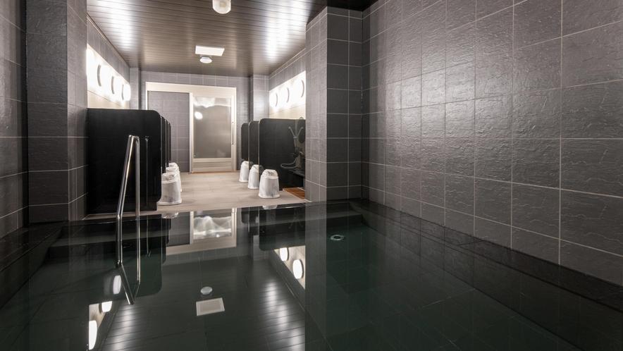 【大浴場】浴槽