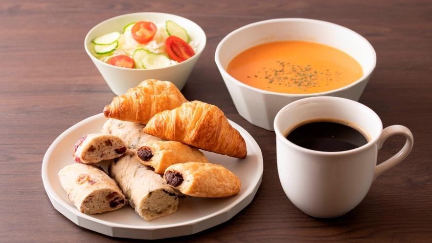 【朝食バイキング】メニュー一例