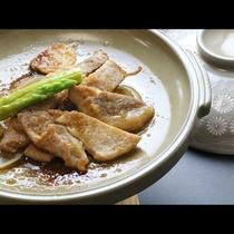 ■【ご夕食一例】こだわりの手作り夕食はビジネスマンにも大人気♪