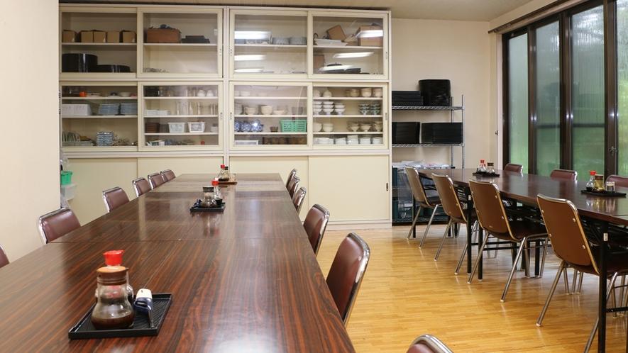 ■【館内】夕食・朝食はお食事処でご提供させていただきます。
