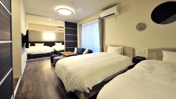 【禁煙】部屋タイプはホテルにおまかせ!
