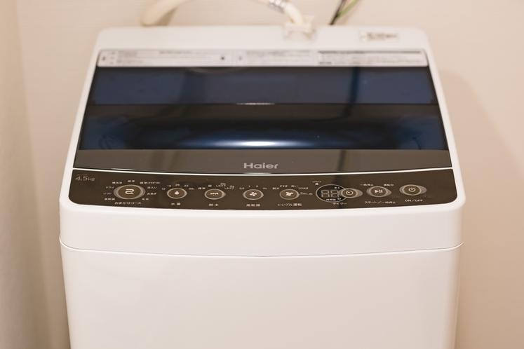 洗濯機一例