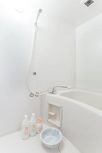お部屋にも浴室はありますが温泉ではありません