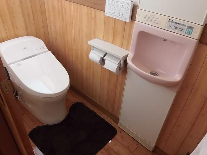 2階供用部 トイレ