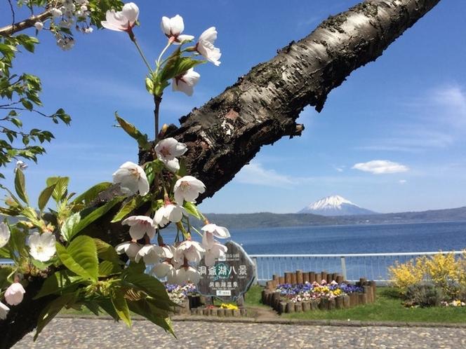 春之洞爷湖