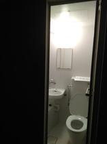 トイレも新しい