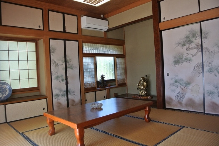 Japanese Tatami mats Room