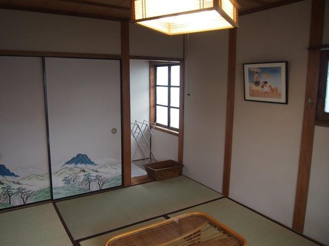宿泊室(2階北和室)