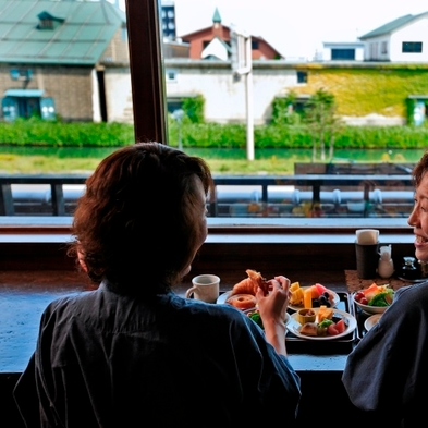 【お日にち限定】見つけたらラッキー♪運河側のお部屋へ無料グレードアップ☆≪2食付きプラン≫