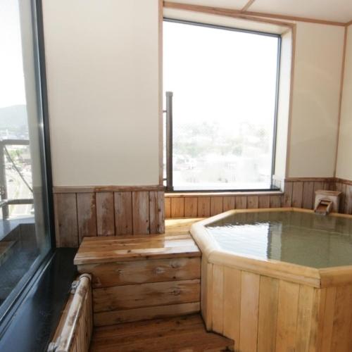 特別室(Bタイプ)備え付け展望温泉