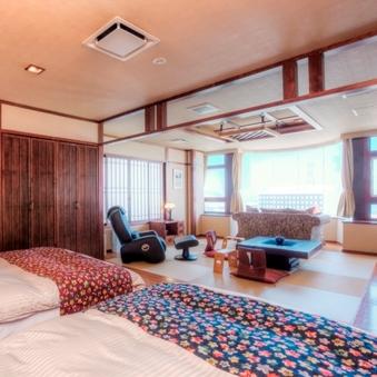 檜の展望風呂付特別室Aタイプ【禁煙室】