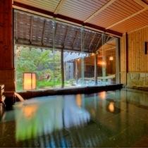 ≪壱の湯≫大浴場
