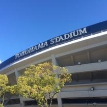 横浜スタジアム 約2km