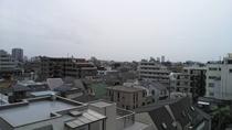 ベランダから見える景色 View from the veranda