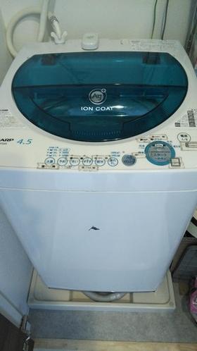 洗濯機 Washing machine