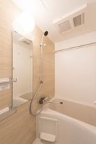バスルーム 衣類乾燥機付き Bathroom