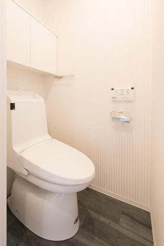 ウォシュレット付きトイレ Toilet with Washlet