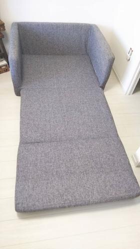 ソファベッド ベッド時 Sofa bed Bed condition