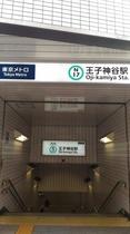 最寄り駅王子神谷駅9分