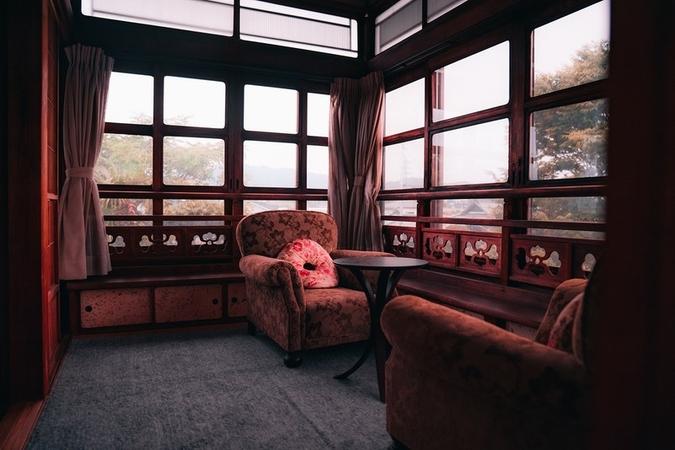築100年超の総檜伝統的日本建築ゲストハウス「花鳥苑」【Vacation STAY提供】