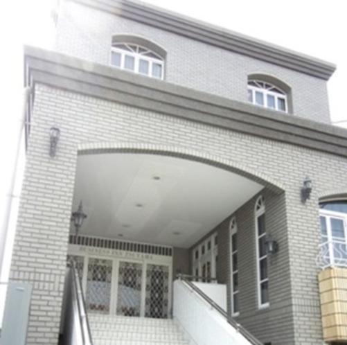 セレクトイン津山正面玄関
