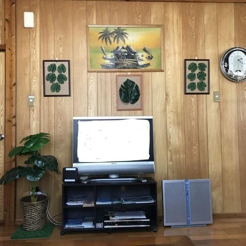 Wi-Fi  DVD.TV.空気清浄機