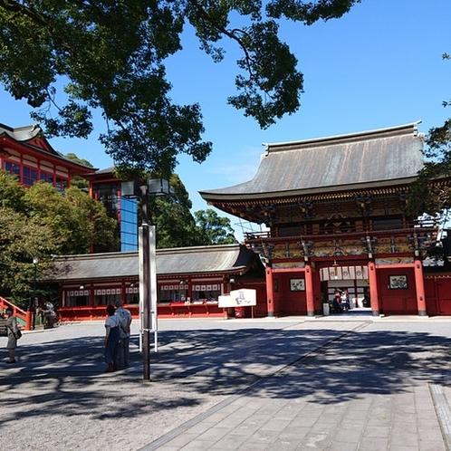 祐徳稲荷神社(自動車で1時間)