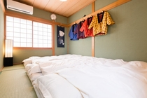 Tatami bed room 1(for 3 ppl)