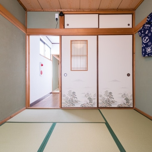 Tatami bed room 2 (for 3 ppl)