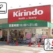 Pharmacy Kirindo : 5 min walk