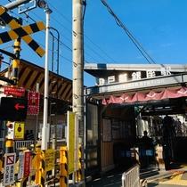 東急池上線「戸越銀座」駅