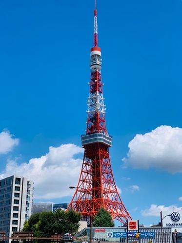 東京タワー-距離7km