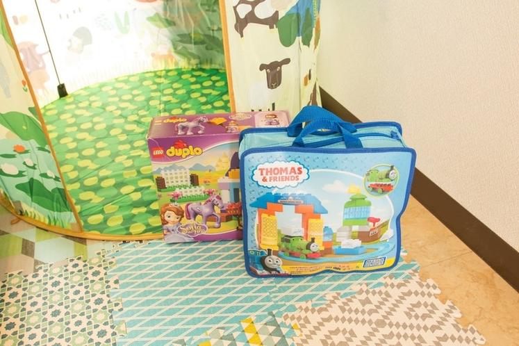 Toys for kids お子様用おもちゃ