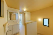 2階洗面 ホール