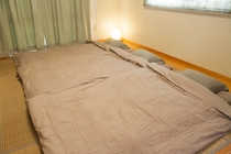 ~Japanese style Room~ Futon set×3  和室:敷布団セット×3