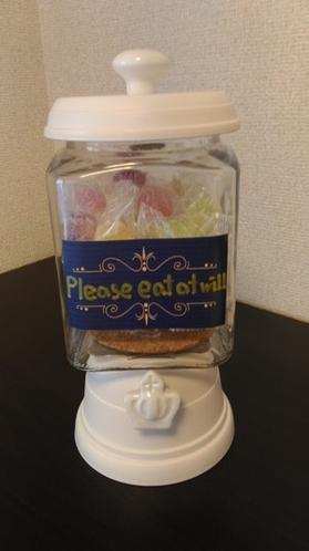無料のキャンディポット Free candy