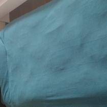 掛け布団を掛けると完成です Set comforter and complete