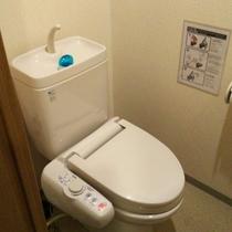 ウォシュレット付きトイレ squat type toilet