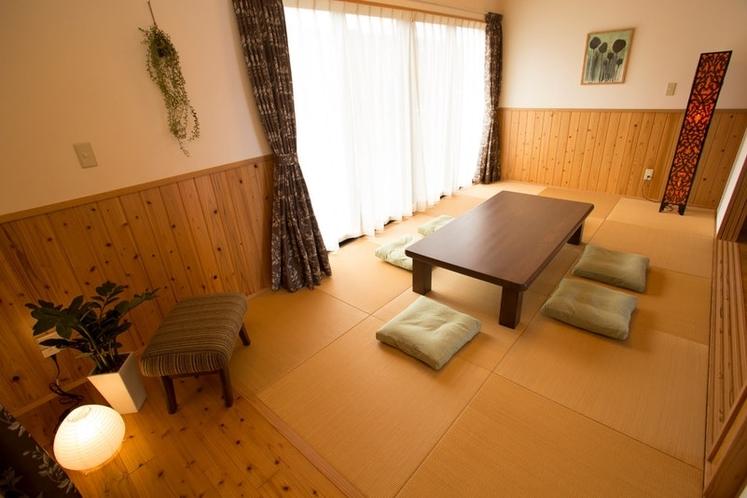Japanese-style room / 和室