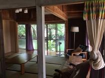 ゆんたくしたくなる畳の部屋