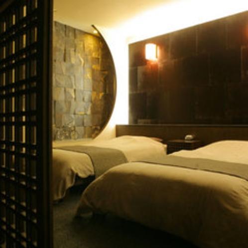 『芽生mebae』寝室