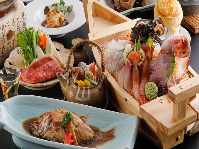 日本海の魅惑~のどぐろ&舟盛海鮮づくし イメージ